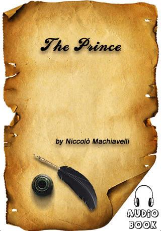 The Prince - Audio Book iPhone Screenshot 1