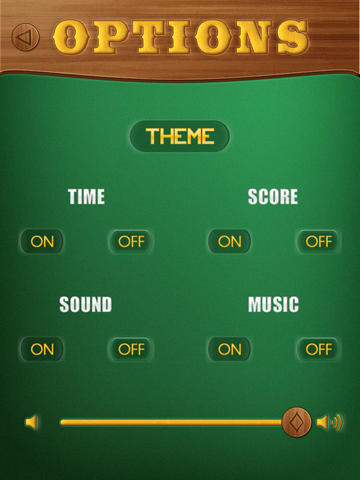 Freecell Cards Game HD screenshot 3