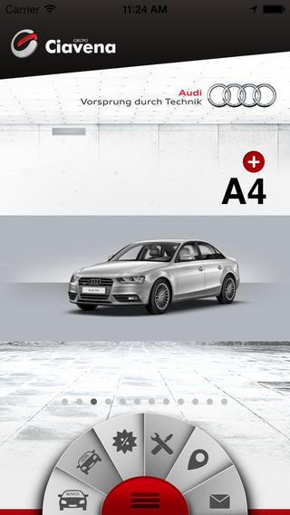 Audi Ciavena