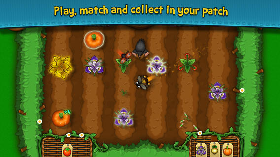 اصنع حديقتك الخاصة مع اللعبة التفاعلية Pocket Garden
