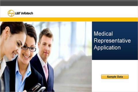 Medical Representative Application