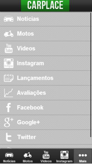 CARPLACE App