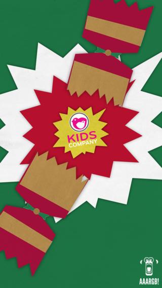 KidsCompany Christmas Cracker 2012