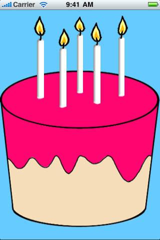 Birthday Cake Free