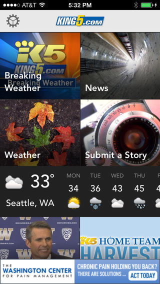 KING 5 - Seattle News Weather Sports Traffic