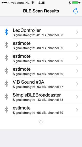 Bluetooth Smart Tool