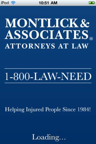 Montlick Mobile - Georgia Auto Accident Attorney Help