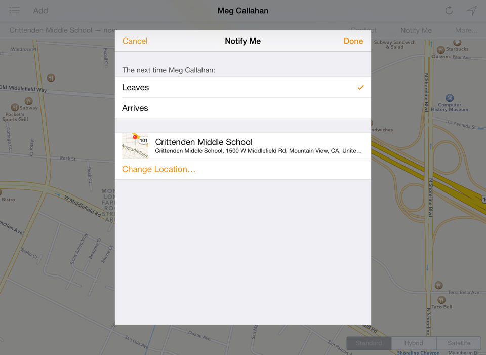 Find My Friends - iPhone Mobile Analytics and App Store Data