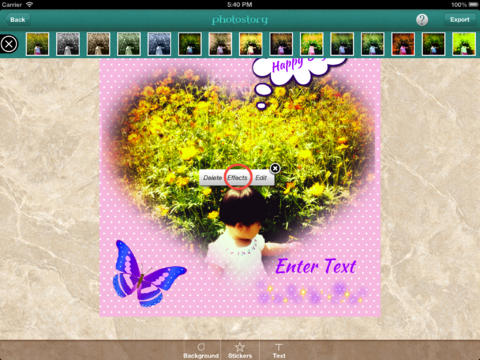 【免費攝影App】PhotoStory Pro - Create your own stories-APP點子