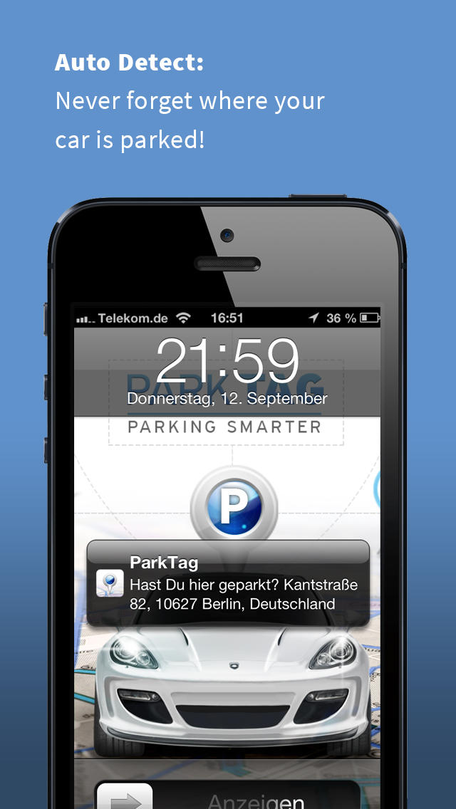 ParkTAG - social, parking, community, curbside, on-street, realtime, crowdsourcing
