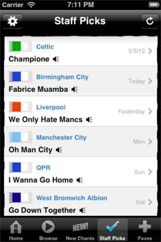 Aston Villa '+' FanChants & Football Songs screenshot 4