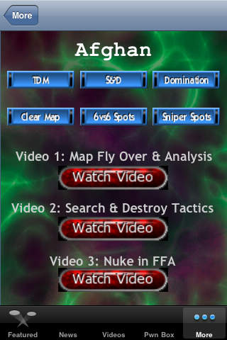 MW2 Pwn Tactics & Strategy - A Modern Guide for a Warfare Based Game 2 - iPhone Mobile Analytics and App Store Data