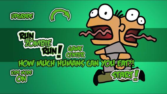 Run Zombie Run - Full Mobile Edition