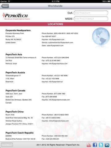 PeproTech Catalog