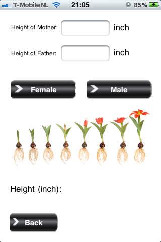 Target Height