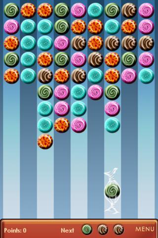 Candy Shooter iPhone Screenshot 3