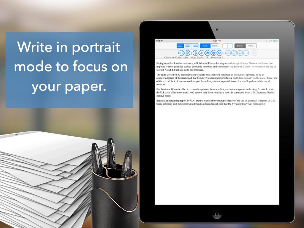 Essay helper app i iphone