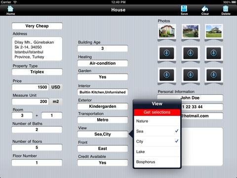Real Estate Agenda screenshot 4