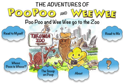 Poo Poo and Wee Wee - Go to the Zoo
