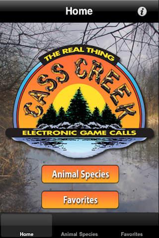 Cass Creek Game Call Sampler