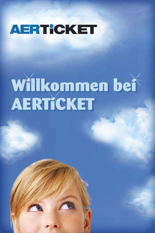 AERTiCKET iPhone Screenshot 1