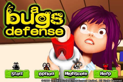 a bugs defense Sp. screenshot 1
