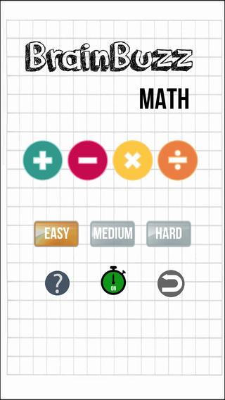 Brainbuzz Math