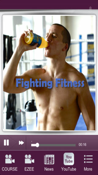 Fighting Fitness