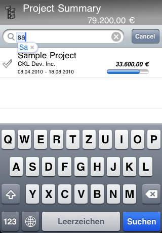 The Project Free iPhone Screenshot 3