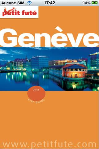 Reader Genève- Petit Futé - Guide - Voyages - L...