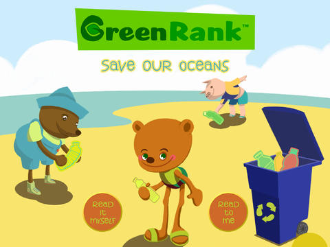Green Rank: Save Our Oceans
