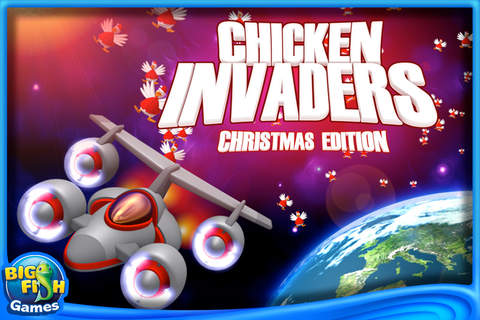 Chicken Invaders 2: The Next Wave Christmas Edition Full