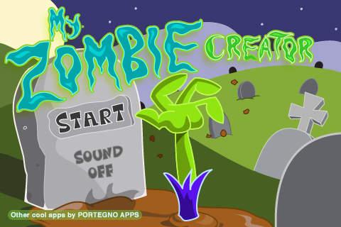 My Zombie Creator