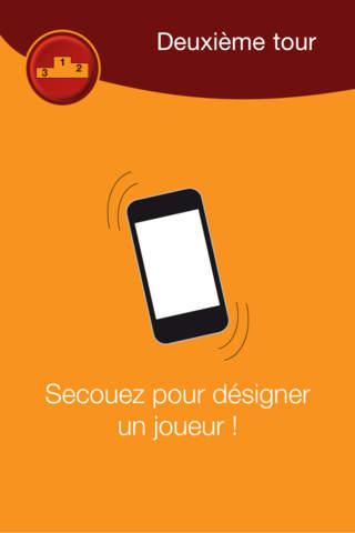 ActionVérité iPhone Screenshot 3