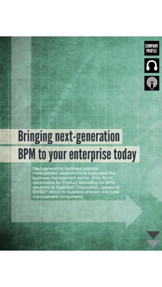 Enterprise Management 360 - The Independent Resource for Enterprise Executives
