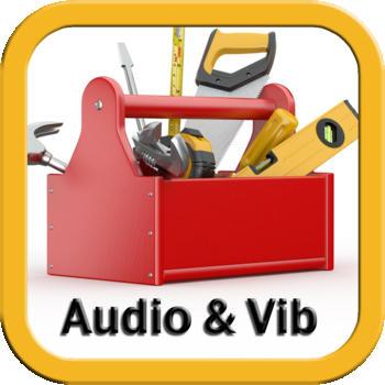 Smart Audio&Vibration Meter 工具 App LOGO-硬是要APP