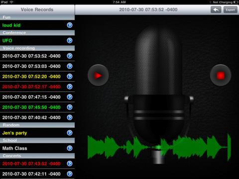 Sound Recorder Pro