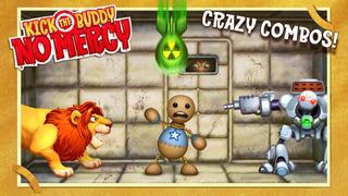 Kick the Buddy: No Mercy  Screenshot