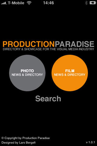Production Paradise - Search
