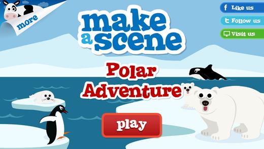 Make a Scene: Polar Adventure Pocket