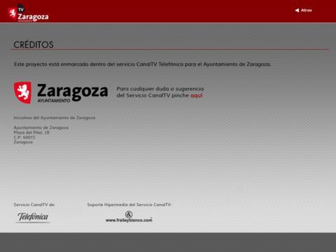 Ayuntamiento de Zaragoza Canal TV