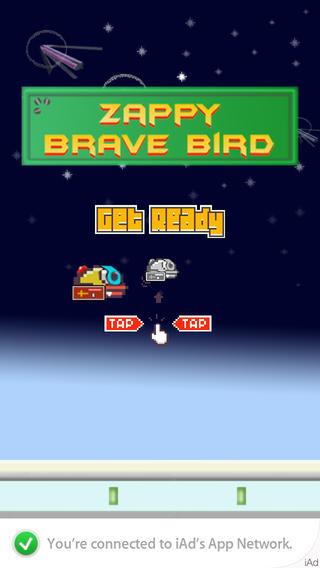 Zappy Brave Bird