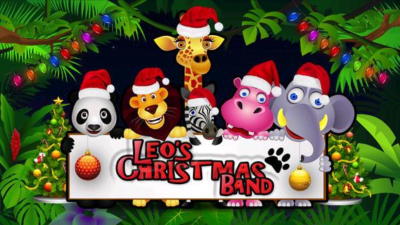 Leo's Christmas Band