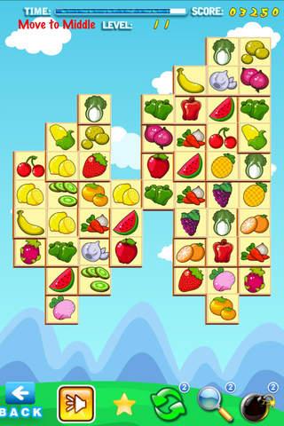 Fruit Link Link Go! iPhone Screenshot 2