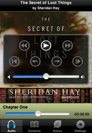 The Secret of Lost Things (by Sheridan Hay)