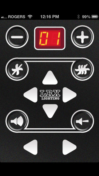 LRX Control