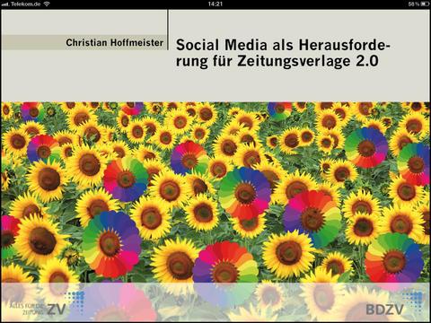 Social Media als Herausforderung für Zeitungsverlage 2.0