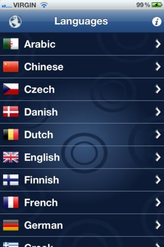 Language Kit 22 languages