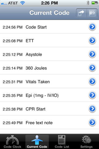 Code Tracker iPhone Screenshot 4
