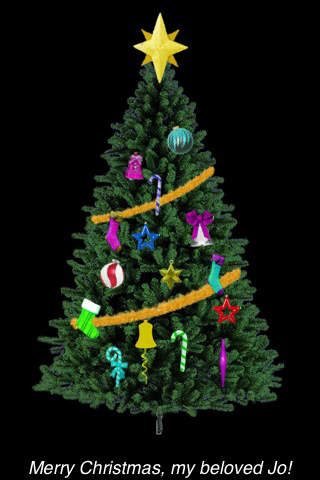 XmasTree screenshot 2